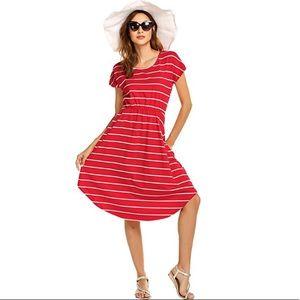 Dresses & Skirts - 🎈Womens Striped Summer Dress🎈